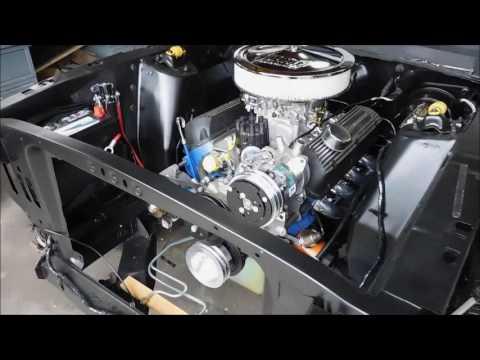 1968 Mustang A C Bracket Power Steering Bracket And Start Up