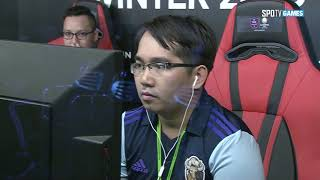 [Group Stage] adidas PRDATOR vs VN IMMORTALS set 3 [18.11.12] EACC WINTER 2018