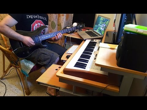 Dream Theater - Erotomania Cover (Testing Guitar Rig 5)