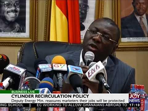 Insurance Sector - Business Live on JoyNews (20-12-17)