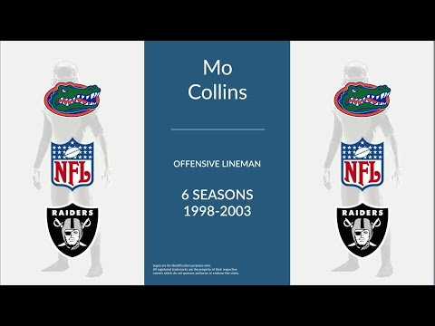 Mo Collins: Football Offensive Lineman