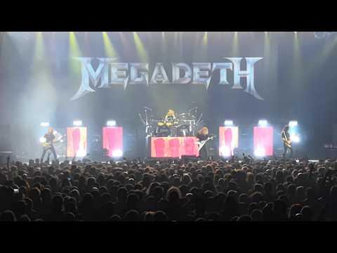 MEGADETH - Peace Sells (Live Prague 14.2. 2020)