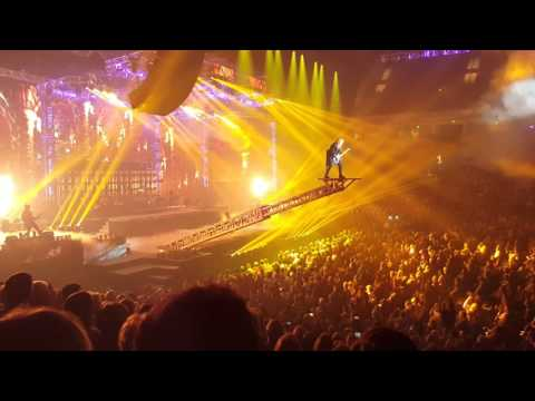 Trans Siberian Orchestra hall of the mountain king