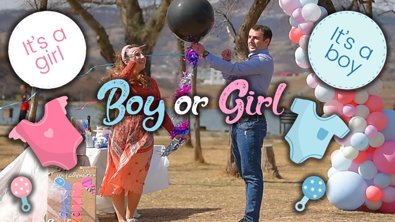 Girl or Boy ?