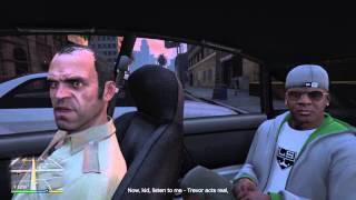 Video GTA V Conversations - Michael Hangs With Trevor and Franklin download MP3, 3GP, MP4, WEBM, AVI, FLV Januari 2018