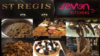 St Regis Mumbai | Seven Kitchens | Best 5 Star Buffet in Mumbai