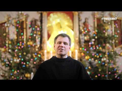 Życzenia na Boże Narodzenie 2011 - Minister Prowincjalny o. Adam Kalinowski OFM Conv