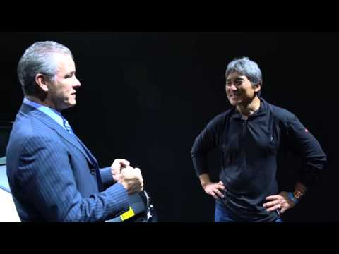 Guy Kawasaki Interviews Mercedes-Benz USA CEO Steve Cannon at the 2015 L.A. Auto Show