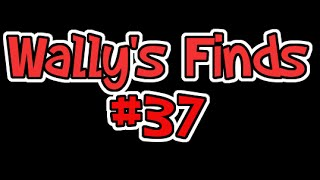 Wally's Finds #37 $1 Box Of Toys Haul See If I Find Any Goodies. Garage & Yard Sale Finds