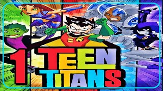 Teen Titans - Part 1 - English
