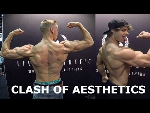 Jeff Seid, Jeremy Buendia, Max The Body - Sydney Fitness Expo Day 1
