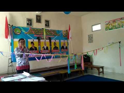 Sambutan Kepala Madrasah || Pembukaan Class Meeting || MTs Hidayatul Muta'allimin Gurah Kediri