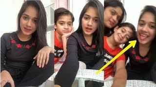 Jannat Zubair Rahmani and Ayaan Zubair Live Video   Pankti Sharma   Tu Aashiqui