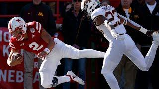 #2: Nebraska QB Adrian Martinez vs. Minnesota | Top 30 B1G Football Performances of 2018