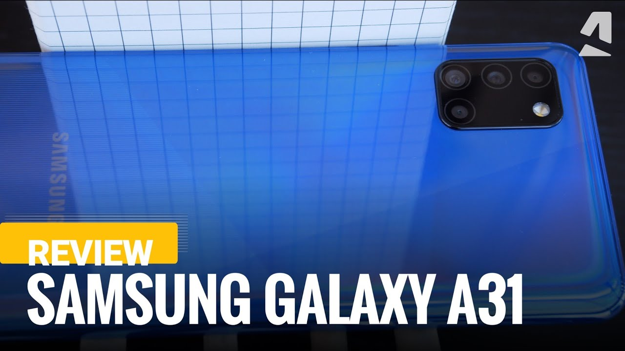 Samsung Galaxy A31 full review - GSMArena Official