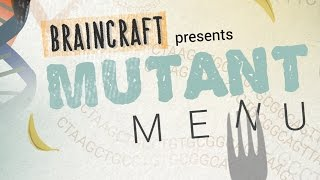 MUTANT MENU Trailer | BrainCraft