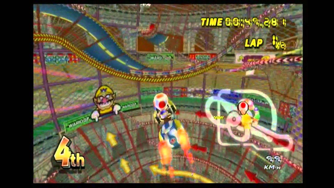 colosseum kart Mario Kart Wii Custom Track Review: GCN Wario Colosseum   YouTube colosseum kart