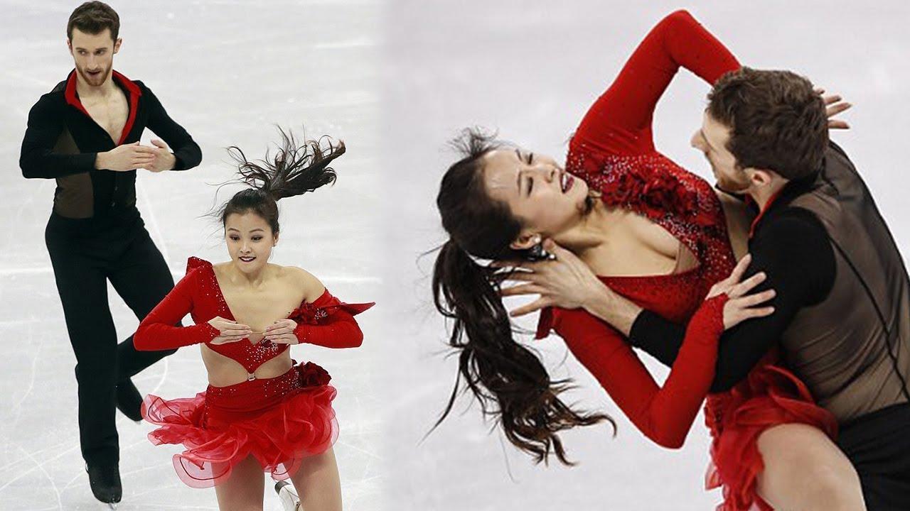 South Korean Ice Skater Yura Min Suffers Wardrobe Malfunction at 2018 Winter Olympics  sc 1 st  YouTube & South Korean Ice Skater Yura Min Suffers Wardrobe Malfunction at ...