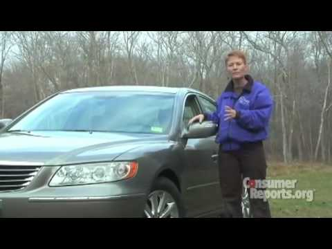 2006-2011 Hyundai Azera Review | Consumer Reports