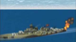 HMS Vanguard vs Battleship Bismark: a fair fight?