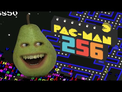 Pear Plays PAC-MAN 256: Glitch In The Matrix!