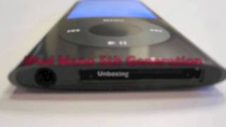 Video iPod Nano 5g Unboxing (Black) download MP3, 3GP, MP4, WEBM, AVI, FLV Juli 2018