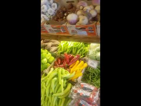 London organic fruit veg