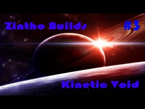 Kinetic Void: Up Close and Personal with the Space Cities