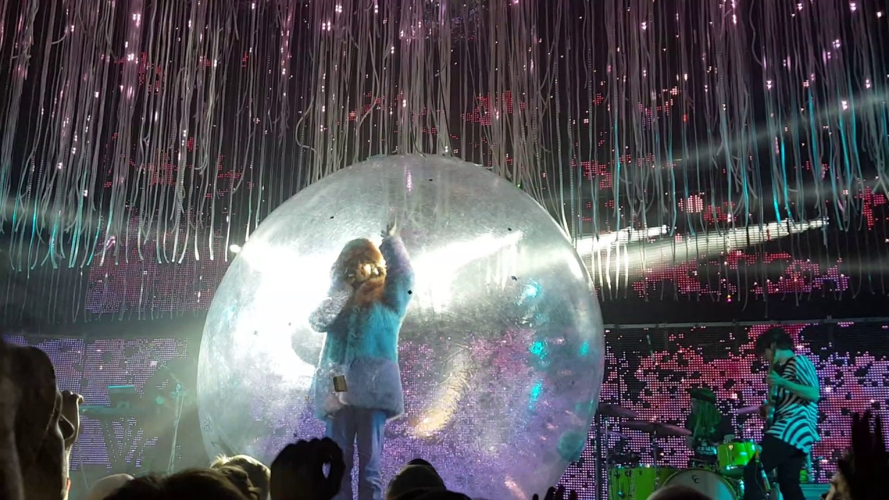 the flaming lips house of blues boston march 3rd 2017 - youtube