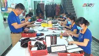Thời trang từ Da Cá Sấu thương hiệu Konavis chia sẽ trên chương trình chuyện nghề của HTV1