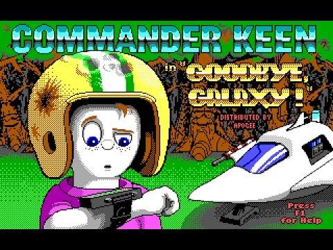 Commander Keen 1+4