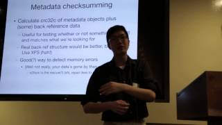 Fun with Filesystems 2015 - Darrick Wong