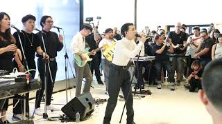 POLYCAT – อาวรณ์ & มันเป็นใคร - Live @ งาน Today at Apple เปิดตัว Apple Store (ICONSIAM)