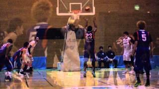 つくばロボッツvs三菱電機名古屋 バスケットボール 2015.3.1vol.42 五十...