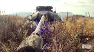 Заброшенное. Танки и другие военные объекты. Abandoned. Tanks and other military installations.