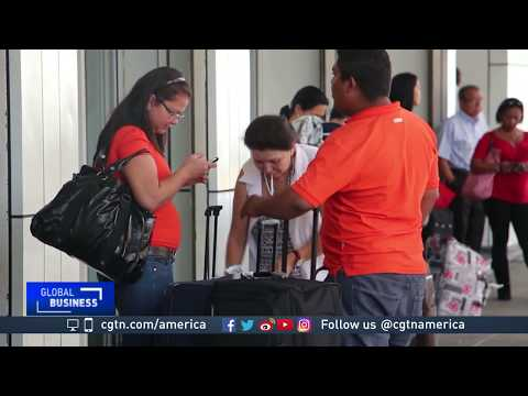 Venezuela's domestic airline industry in crisis