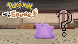 CZY JEST TU DITTO? - Pokemon Let's Go Eevee #18 [PO POLSKU]