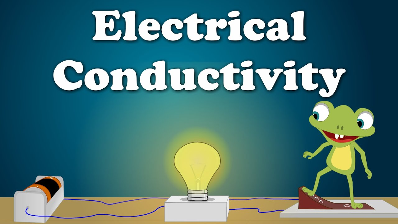 Electrical Conductivity | #aumsum #kids #education #science #learn ...