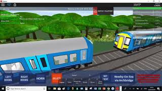 ROBLOX: PLAYING APPLE RAIL *DRIVING TRAINS*