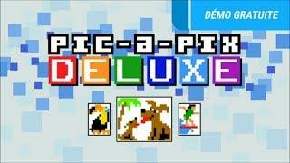 Pic-a-Pix DELUXE :Deluxe : démo de Noël disponible [eShop / Nintendo SWITCH)