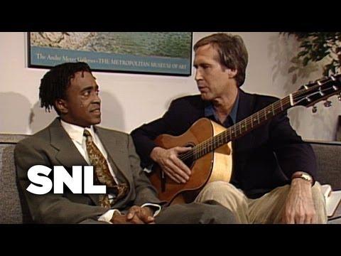 Chevy Comforts Tim - Saturday Night Live