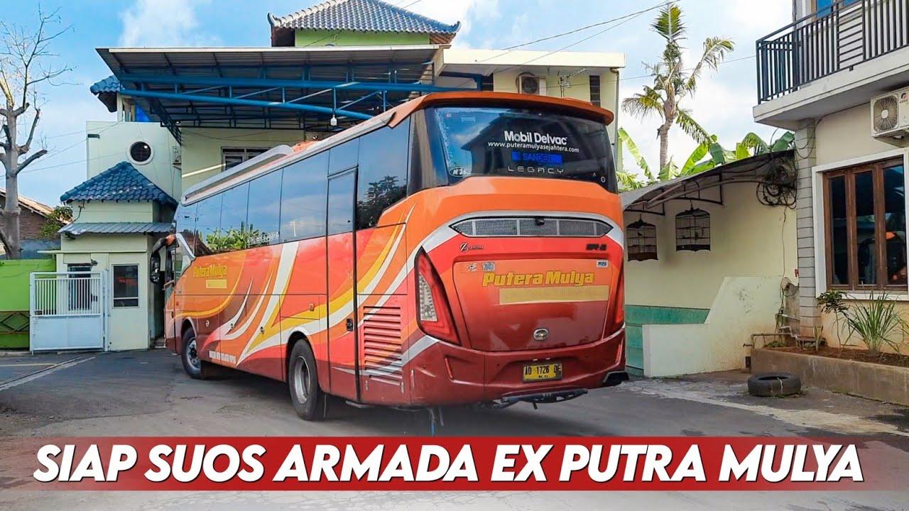 Siap Suosss! Armada Ex Putra Mulya Yang Di Beli Po Haryanto