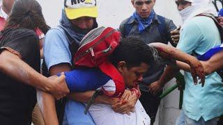 U.S./U.N. blast Nicaraguan government as protest deaths mount