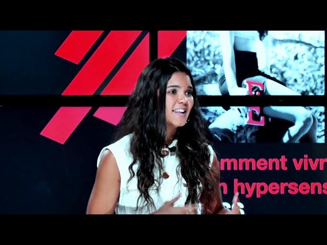 Comment vivre avec son hypersensibilité | Tess  | TEDxRéunion