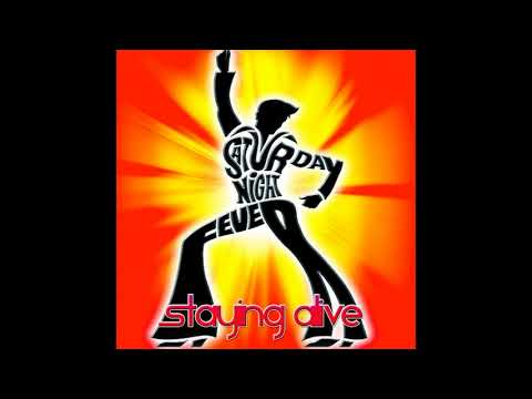 Disco Fever - Staying Alive - From the Movie ''Saturday Night Fever'' - Remix 2012