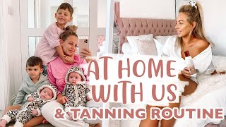 DAY AT HOME | Tanning Routine & My New Hobby! | Lucy Jessica Carter
