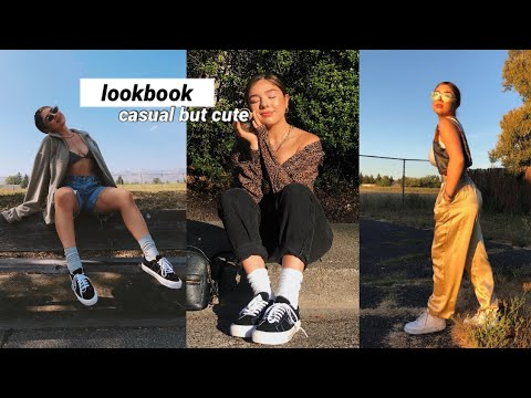 Lookbook/ outfit inspo (cute/causal) | Daisy B
