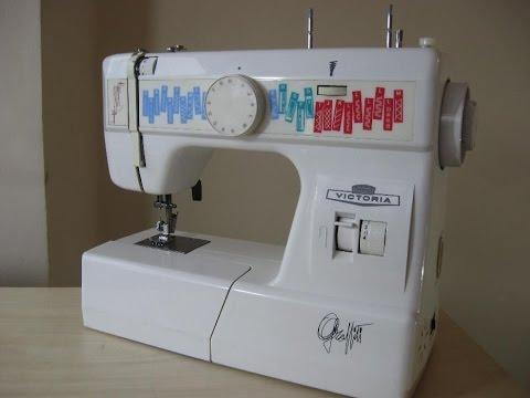 victoria 7910 n hmaschine sewing machine test youtube rh youtube com victoria graffiti sewing machine manual victoria 270e sewing machine instruction manual