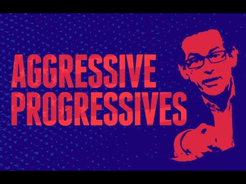 AGGRESSIVE PROGRESSIVES Episode 2: Voting For Jill Stein = White Privilege?