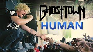 "Ghost Town - ""Human"" LIVE On Vans Warped Tour"